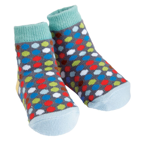DOTTED SOCKS Mud Pie - A. Dodson's