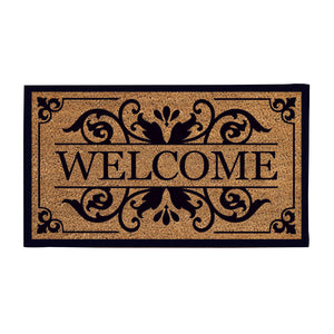 Cambridge Welcome Coir Mat