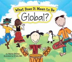 WHAT DOES IT MEAN TO BE GLOBAL?, Sourcebooks - A. Dodson's