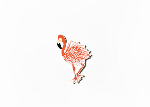 HAPPY EVERYTHING FLAMINGO BIG ATTACHMENT {product_vendor} - A. Dodson's