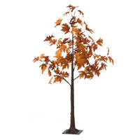 INDOOR/OUTDOOR LED MAPLE LIGHTED TREE W/ 48 LIGHTS, 4'H