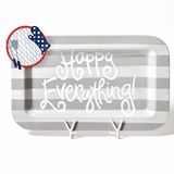 HAPPY EVERYTHING GRILL TOP MINI ATTACHMENT, Happy Everything - A. Dodson's