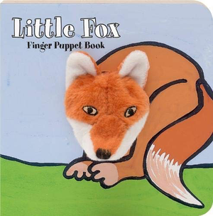 LITTLE FOX  FINGER PUPPET BOOK, HACHETTE BOOKS - A. Dodson's