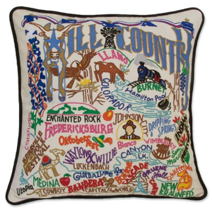 HILL COUNTRY PILLOW BY CATSTUDIO, Catstudio - A. Dodson's