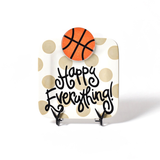 HAPPY EVERYTHING BASKETBALL MINI ATTACHMENT, Happy Everything - A. Dodson's