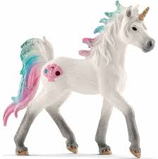 SEA UNICORN - FOAL