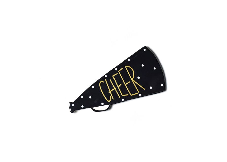 HAPPY EVERYTHING CHEER MEGAPHONE MINI ATTACHMENT
