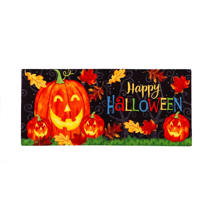 Haunted Halloween Sassafras Switch Mat