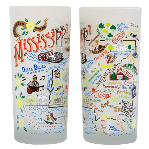MISSISSIPPI GLASS BY CATSTUDIO