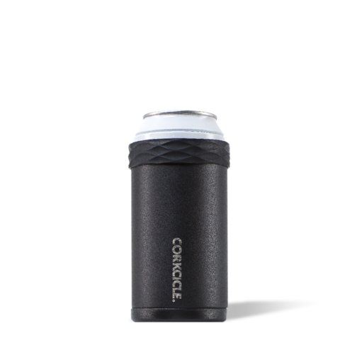 MATTE BLACK ARCTICAN BOTTLE/CAN COOLER CORKCICLE