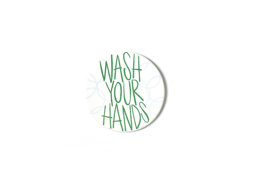 HAPPY EVERYTHING WASH YOUR HANDS MINI ATTACHMENT, Happy Everything - A. Dodson's