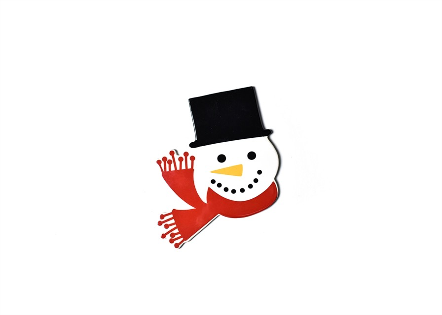 HAPPY EVERYTHING  TOP HAT FROSTY MINI ATTACHMENT, Happy Everything - A. Dodson's