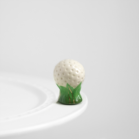 NORA FLEMING GOLF BALL MINI, Nora Fleming - A. Dodson's