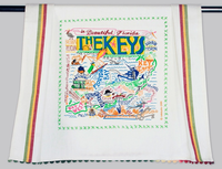 FLORIDA KEYS DISH TOWEL BY CATSTUDIO, Catstudio - A. Dodson's