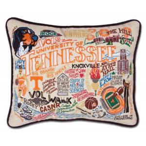 UNIVERSITY OF TENNESSEE PILLOW BY CATSTUDIO, Catstudio - A. Dodson's