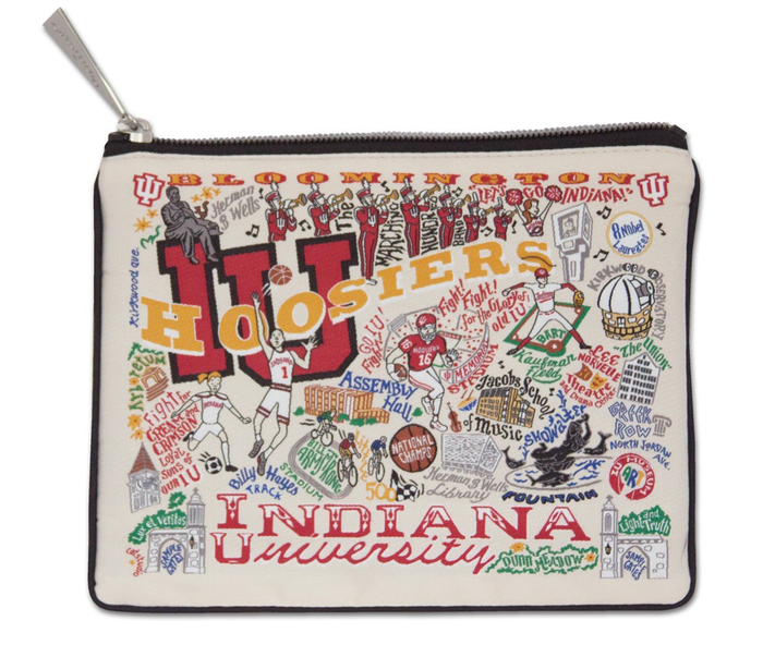 INDIANA UNIVERSITY POUCH