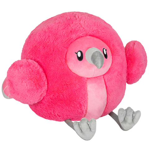 Squishable Fluffy Flamingo 15in