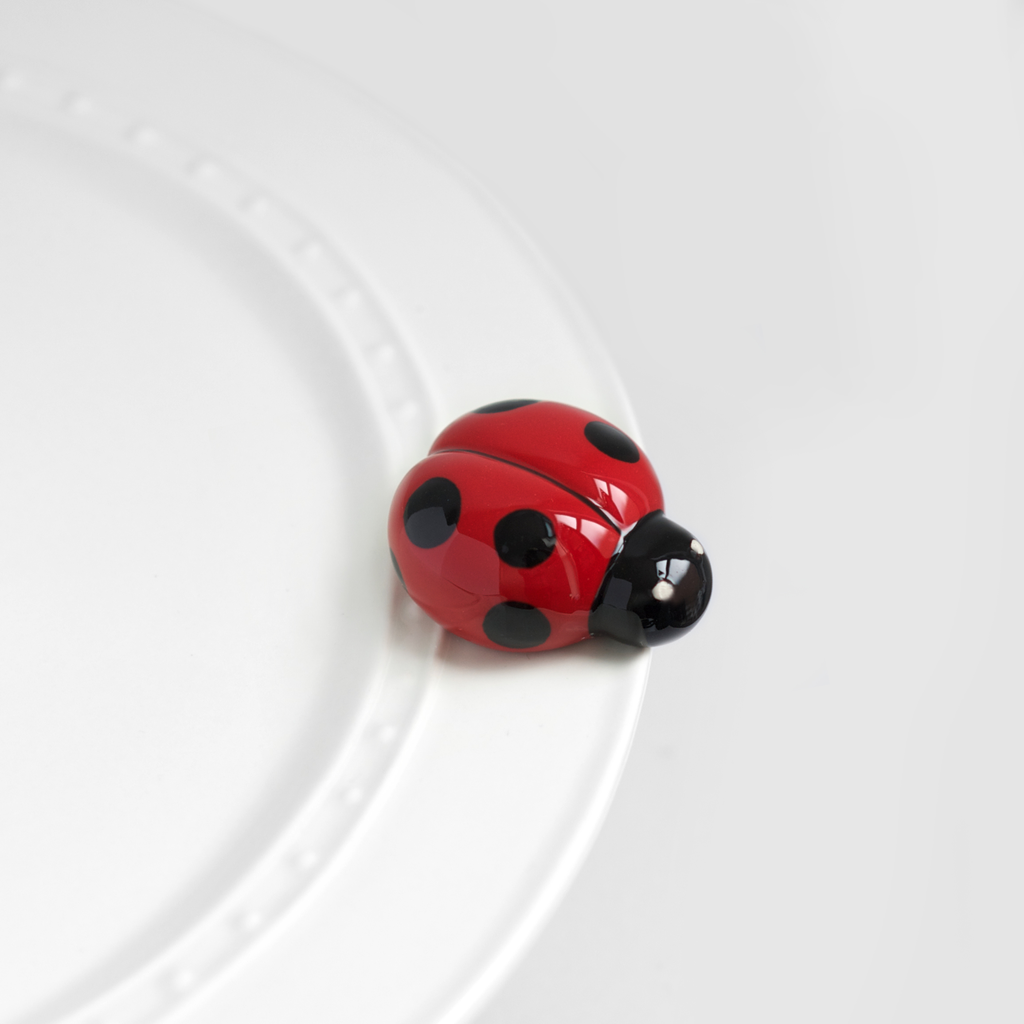 NORA FLEMING LIL' LADYBUG MINI A115, Nora Fleming - A. Dodson's