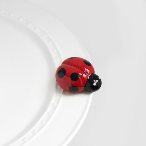 NORA FLEMING LADYBUG MINI, Nora Fleming - A. Dodson's