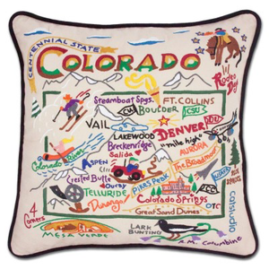 COLORADO PILLOW BY CATSTUDIO, Catstudio - A. Dodson's