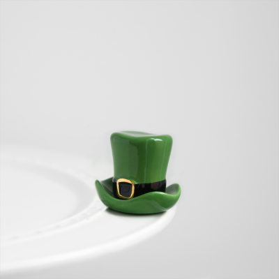 Nora Fleming St Patricks Day Leprechaun Hat Mini A Dodson's A87