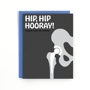HIP REPLACEMENT CARD