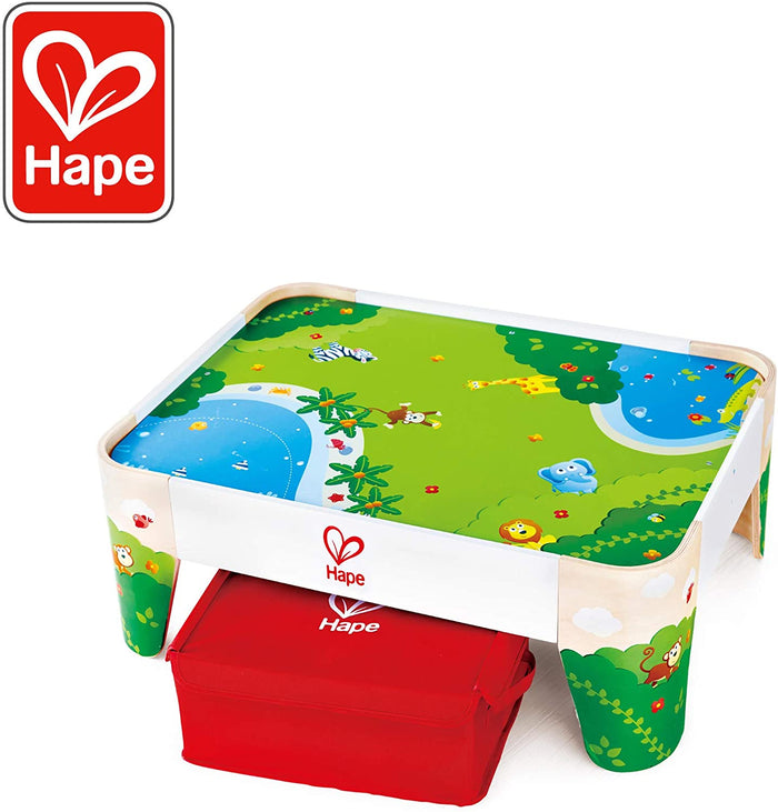 Railway Play Table by Hape