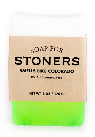 STONERS SOAP, Whiskey River - A. Dodson's