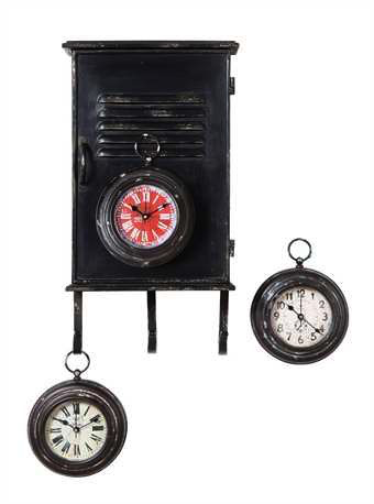 METAL CLOCK MAGNET