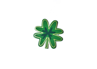 HAPPY EVERYTHING FOUR LEAF CLOVER MINI ATTACHMENT