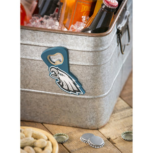 Philadelphia Eagles, PVC Magnet  Bottle Opener