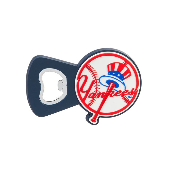 New York Yankees, PVC Magnet  Bottle Opener
