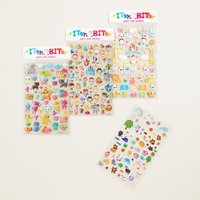 ITSY BITSY STICKERS By Ooly, Ooly - A. Dodson's