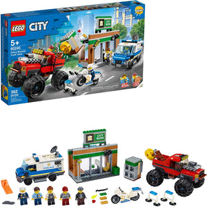 LEGO City Police Monster Truck Heist