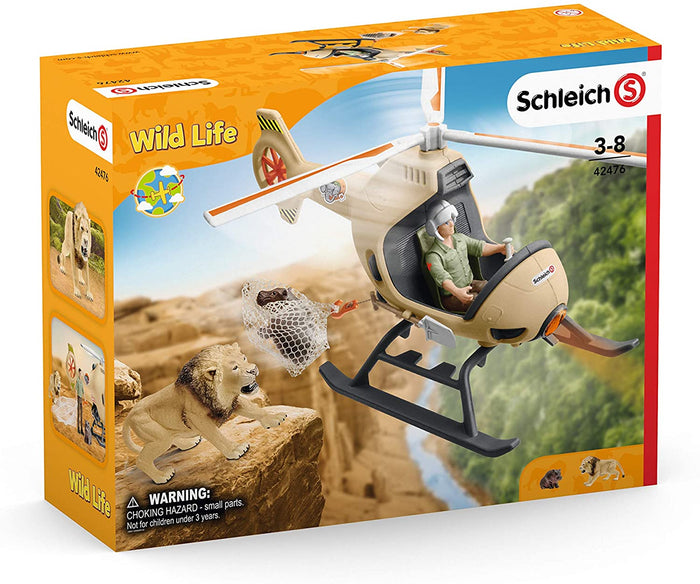 Animal Rescue Helicopter BY SCHLEICH