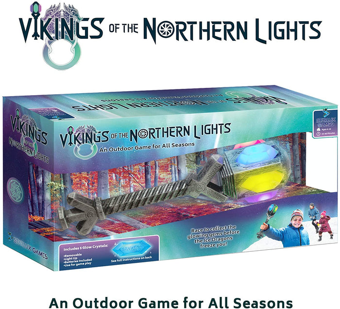 Vikings of the Northern Lights Outdoor Game