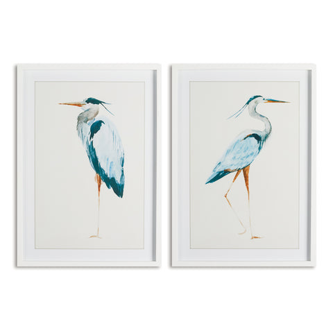 HUMMINGBIRD PRINTS, SET OF 6