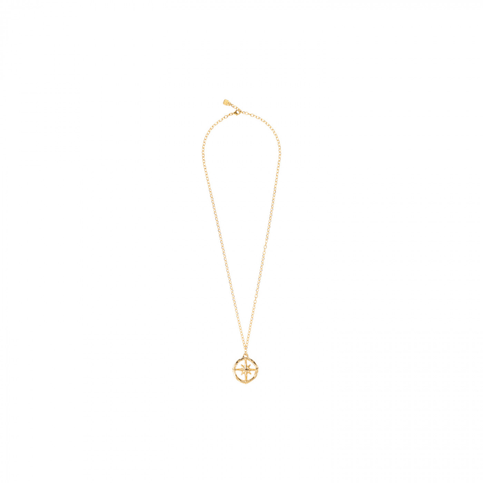 TO PORT GOLD NECKLACE