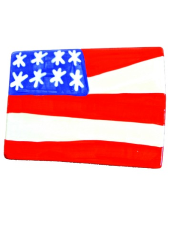 HAPPY EVERYTHING FLAG BIG ATTACHMENT {product_vendor} - A. Dodson's