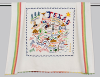 TEXAS DISH TOWEL BY CATSTUDIO Catstudio - A. Dodson's
