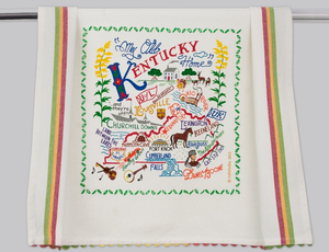 KENTUCKY DISH TOWEL BY CATSTUDIO, Catstudio - A. Dodson's
