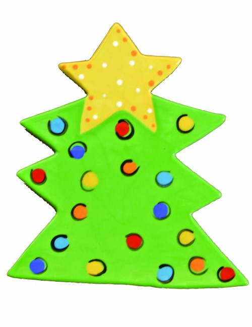 HAPPY EVERYTHING CHRISTMAS TREE MINI ATTACHMENT
