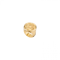 NAVY GOLD RING - MEDIUM, Uno de 50 - A. Dodson's