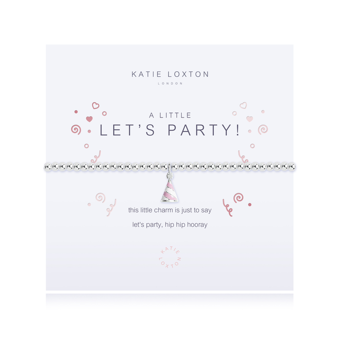 A LITTLE LETS PARTY BRACELET