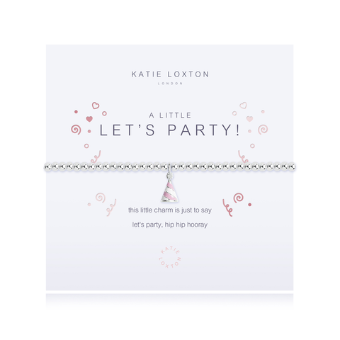 A LITTLE LETS PARTY BRACELET, Katie Loxton - A. Dodson's