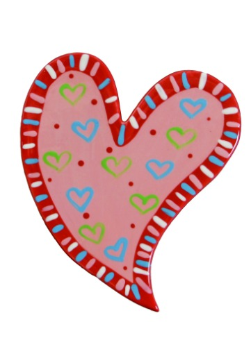 HAPPY EVERYTHING HEART MINI ATTACHMENT {product_vendor} - A. Dodson's