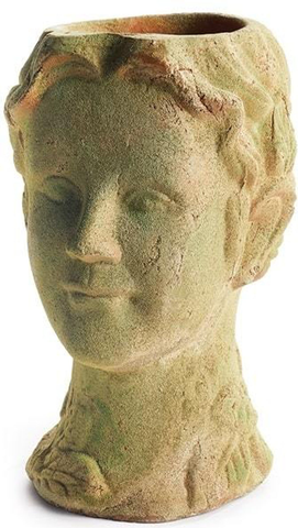 WEATHERED GARDEN APHRODITE PLANTER
