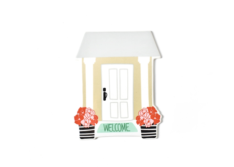 HAPPY EVERYTHING HOUSE WELCOME MINI ATTACHMENT Happy Everything - A. Dodson's