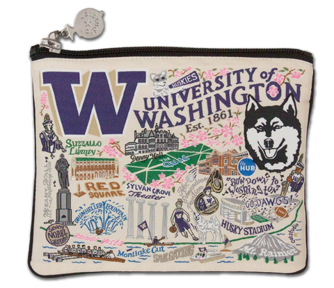 UNIVERSITY OF WASHINGTON POUCH, Catstudio - A. Dodson's