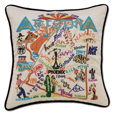 ARIZONA PILLOW Catstudio - A. Dodson's
